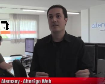 Alterego Web dans Empresarial Girona TV